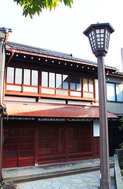 金屋町移住体験施設 さまのこハウス